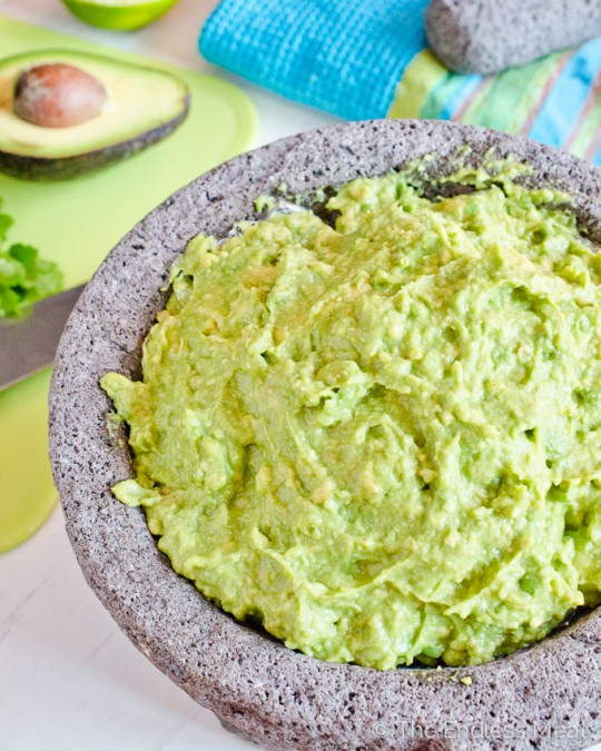 Easy Guacamole Recipe | The Endless Meal
