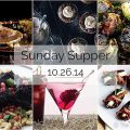 Sunday Supper :: 10.26.14 :: by The Endless Meal