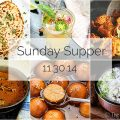 Sunday Supper :: 11.30.14