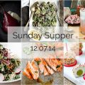Sunday Supper :: 12.07.14 :: by The Endless Meal