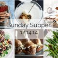 Sunday Supper :: 12.14.14 :: by The Endless Meal