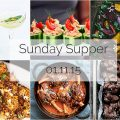 This week's Sunday Supper features a completely paleo and totally delicious menu.