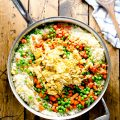 Cauliflower Fried Rice and The Essential Paleo Cookbook Review + Giveaway