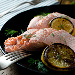 Perfect Poached Fish