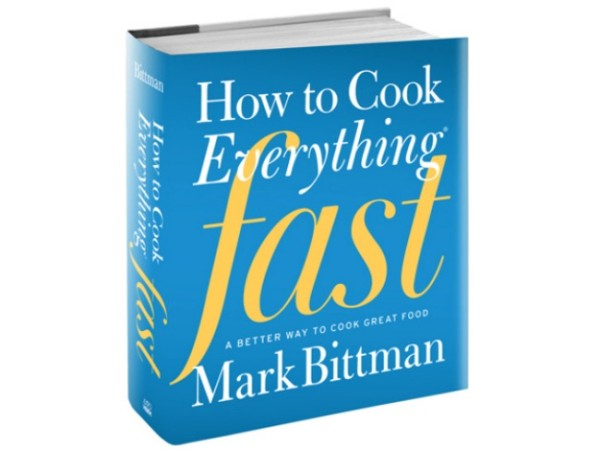 How to Cook Everything Fast - a review + giveaway