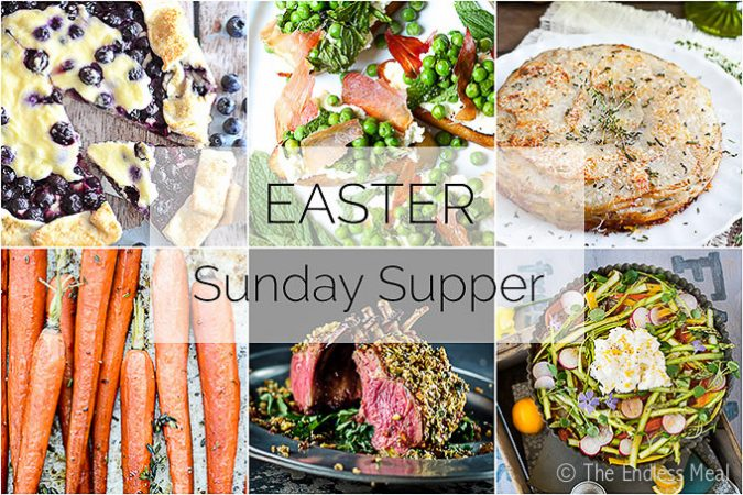 Easter Sunday Supper