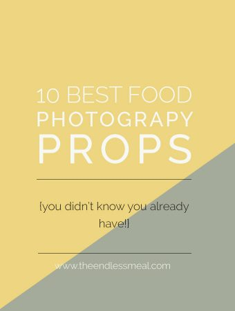 The 10 Best Food Photography Props to Improve Your Food Photos