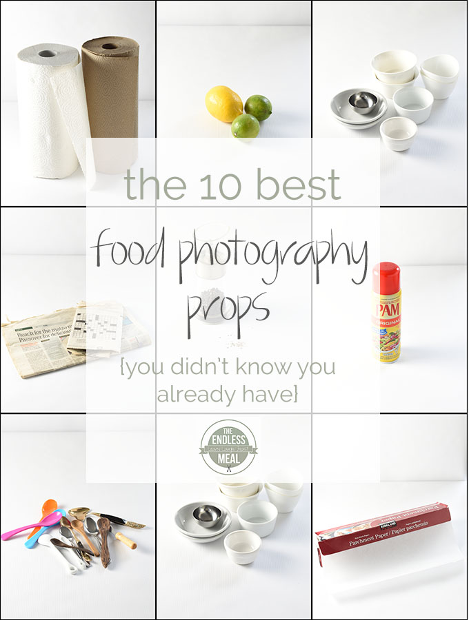 📷 The 10 Best Food Photography Props | These everyday household items are the food photography props I use the most. |theendlessmeal.com