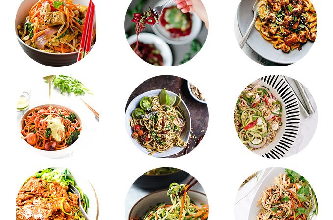 The 15 Best Summer Vegetable Noodle Dishes