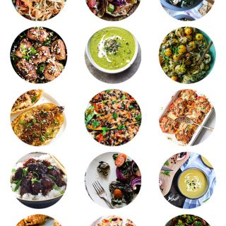 15 Easy and Healthy Dinners for Back to School Season | The Endless Meal