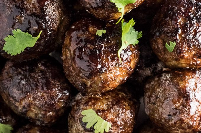 If you're looking for a meatball recipe that will rock your world, these Lemongrass Vietnamese Meatballs are it. They're full of delicious Asian flavors, crazy tender and super easy to make. You're going to LOVE them! | theendlessmeal.com