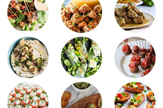 The 15 Best Healthy Appetizers | The Endless Meal